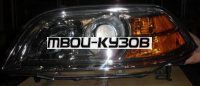 HD448-A001L - ФАРА ЛЕВАЯ (EAGLE EYES) Acura MDX YD1 (2004-2006)